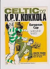Celtic v Kokkola