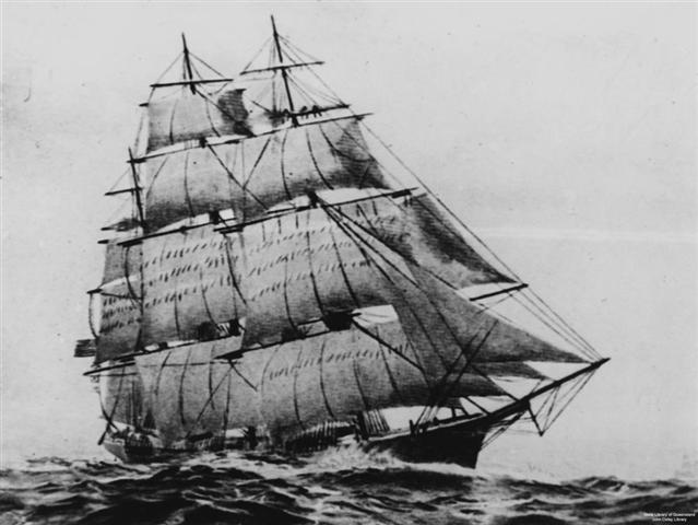 Coffin Ship 3