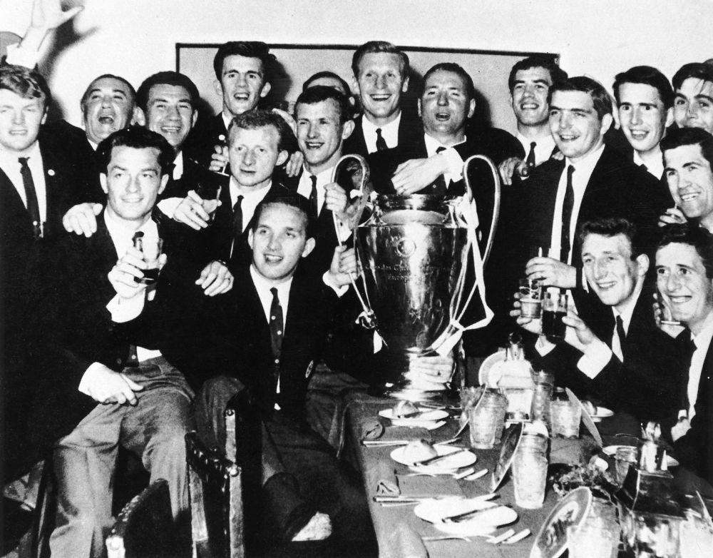 UEFA European Cup Final Banquet, 1967