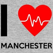 I Luv Manchester Logo